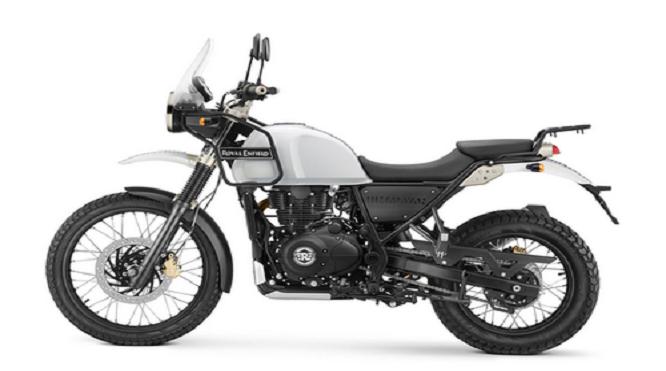 Royal Enfield Himalayan 350 (Price : 1400)