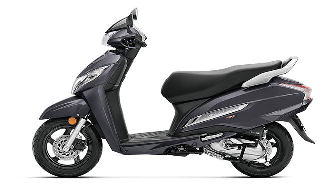Honda Activa 125 (Price : 600)